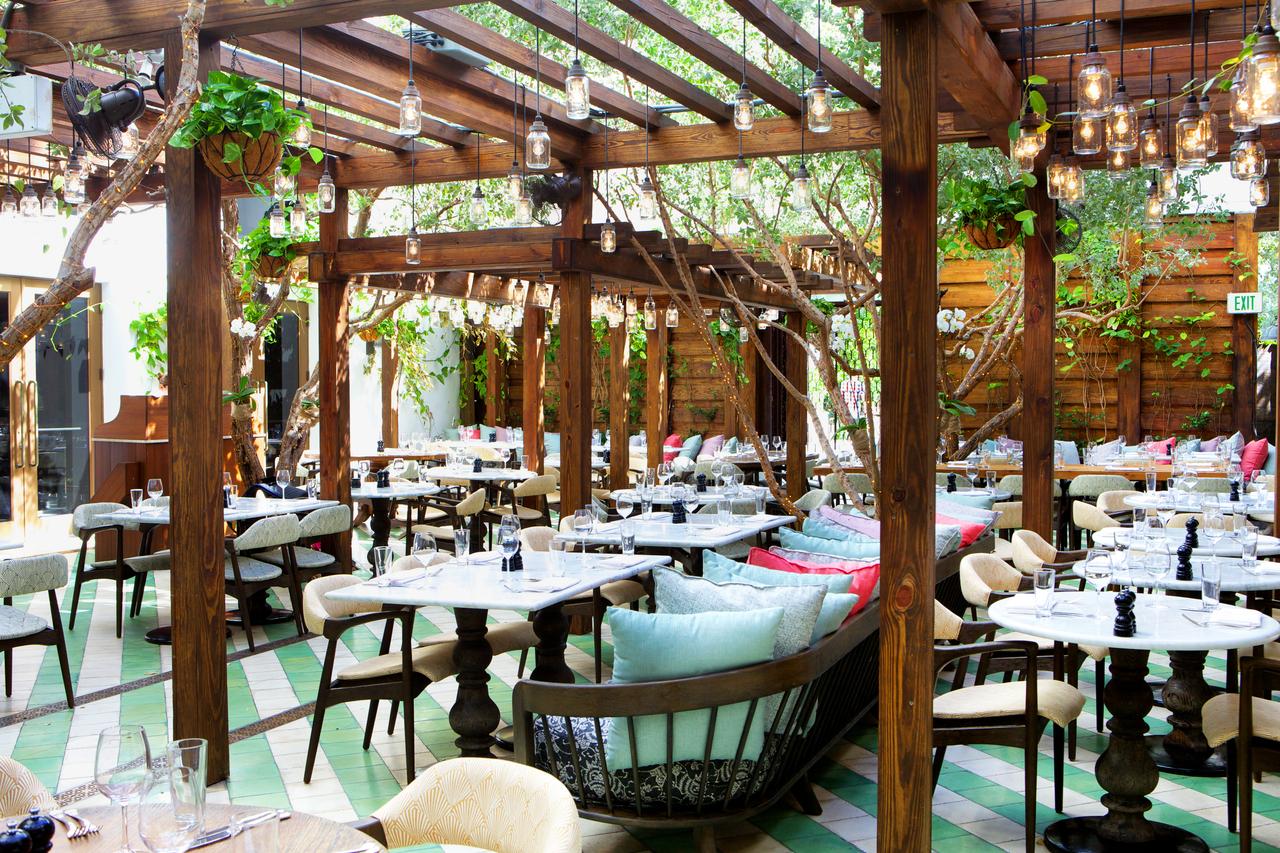 12 chairs restaurant soho miami